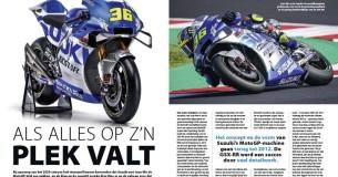 Techniek: Suzuki in de MotoGP