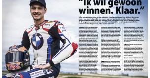 Interview Michael van der Mark