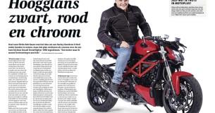 Rob Kazen – Ducati Streetfighter 1098