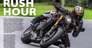 Eerste Test MV Agusta Rush 1000
