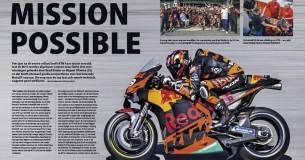 KTM RC18 MotoGP-racer
