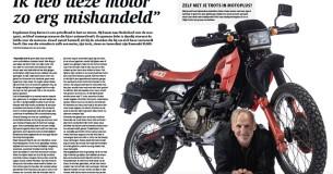 Greg Barnes – Kawasaki KL600