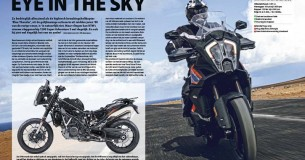 Eerste Test KTM 1290 Super Adventure S