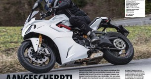 Eerste Test Ducati Supersport 950 S
