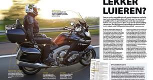 De meest comfortabele motorfietsen