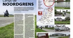 Roadbook-tour Noord-Groningen
