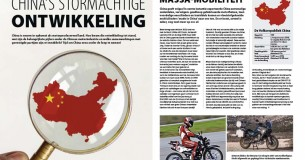 Reportage Chinese motorindustrie