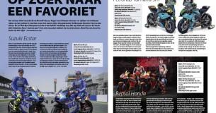 Voorbeschouwing MotoGP-seizoen 2021
