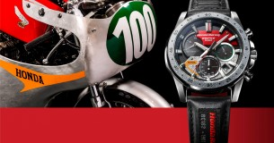 Limited-Edition Honda horloge van Casio