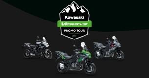Kawasaki Versys Promo Tour bij jouw dealer