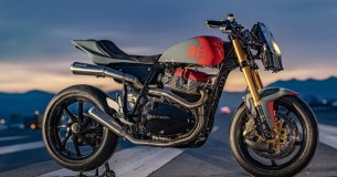 Radicale Royal Enfield race-naked custom