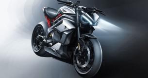 Triumph werkt aan elektrische Speed-E met 180 pk