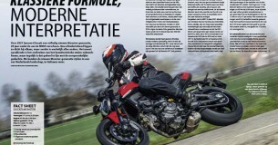 Eerste Test Ducati Monster 900