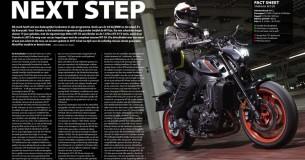 Eerste Test Yamaha MT-09