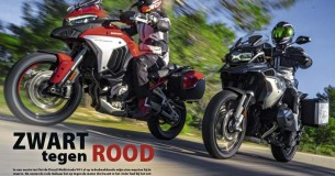 Vergelijkingstest Ducati Multistrada V4S – BMW R1250GS