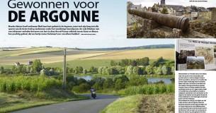 Reizen Argonne, Frankrijk