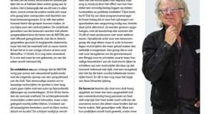 Hugo Pinksterboer – Geluid is uit