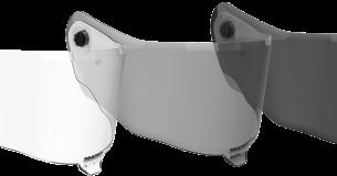 Bell Protint-fotochromisch vizier voor op de motor
