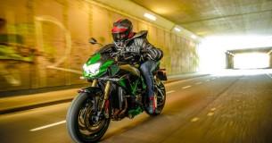 Gratis online lezen: Eerste Test Kawasaki Z H2 SE