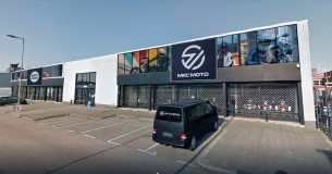 MKC Moto opent motorkledingoutlet in Rotterdam