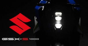 Suzuki teased nieuwe GSX-S1000