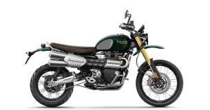 Motornieuws 2021: Triumph Scrambler 1200