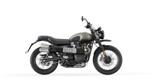 Motornieuws 2021: Triumph Street Scrambler