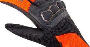 Kleurrijke motorhandschoenen van Vanucci