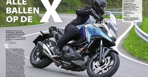 Eerste test Honda NC750X