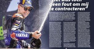 Interview Fabio Quartararo
