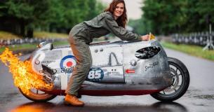 Te koop: BMW Spitfire sprintrace-motor