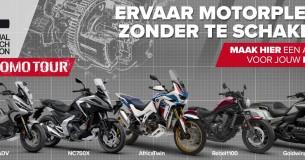 Honda DCT en Forza Promo Tour 2021