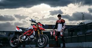 Euro5-update en nieuwe kleuren Ducati Hypermotard 950SP