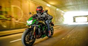 Zelf de Kawasaki Z H2 SE testen? Wie durft?