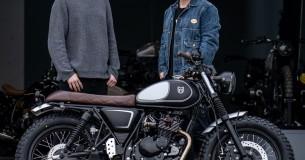 Black Flamingo Moto nieuwe importeur Mutt Motorcycles