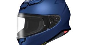 Nieuwe NXR-helm van Shoei