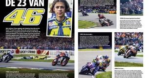 De TT's van Valentino Rossi