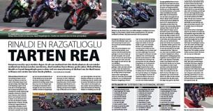 WK Superbike Misano, San Marino