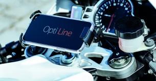 Mail & win: Opti-Line smartphonehouder