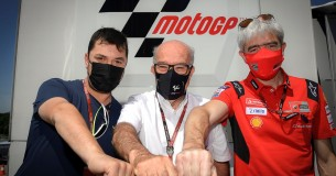 Aramco Racing Team VR46 met Ducati in MotoGP