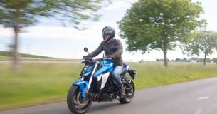 Suzuki GSX-S950 big bike voor A2