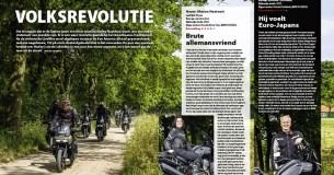 Lezerstest Harley-Davidson Pan America
