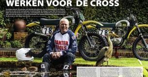 Interview motorverzamelaar Rob Vernet