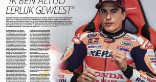 Interview Marc Marquez
