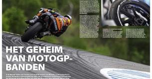 Ontwikkeling MotoGP-banden