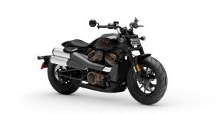 Sportster S, de nieuwe sport-custom van Harley