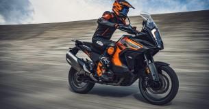 Test met ons KTM's Adventure-modellen!