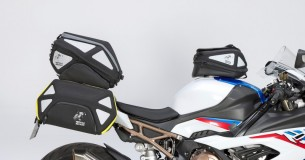 Producttest bagagesystemen voor sportmotoren