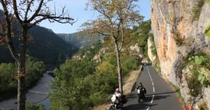 Reizen Lozère-Ardèche
