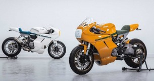 DeBolex bouwt exclusieve caféracer van Ducati Monster